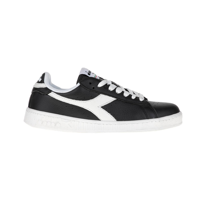 DIADORA – Unisex αθλητικά παπούτσια T1/T2 GAME L LOW DIADORA μαύρα-λευκά