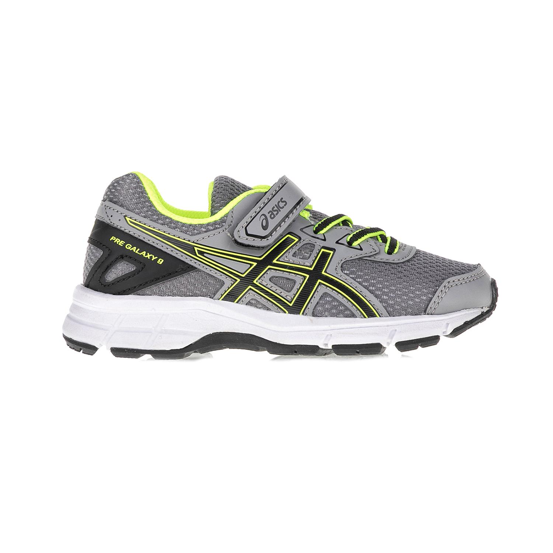 ASICS – Παιδικά αθλητικά παπούτσια ASICS PRE GALAXY 9 PS γκρι