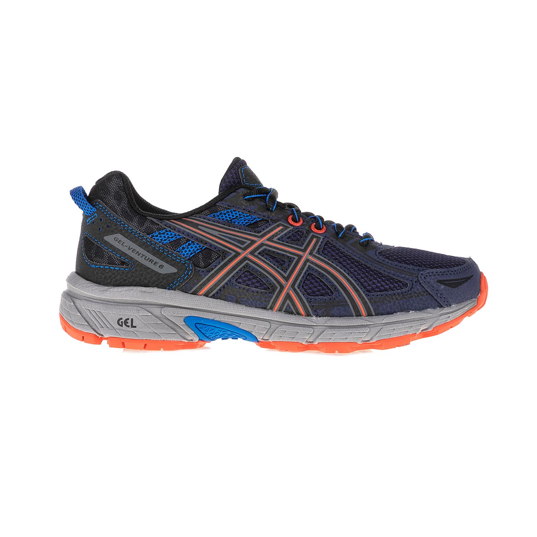 ASICS – Παιδικά αθλητικά παπούτσια ASICS GEL-VENTURE 6 GS μαύρα-μπλε