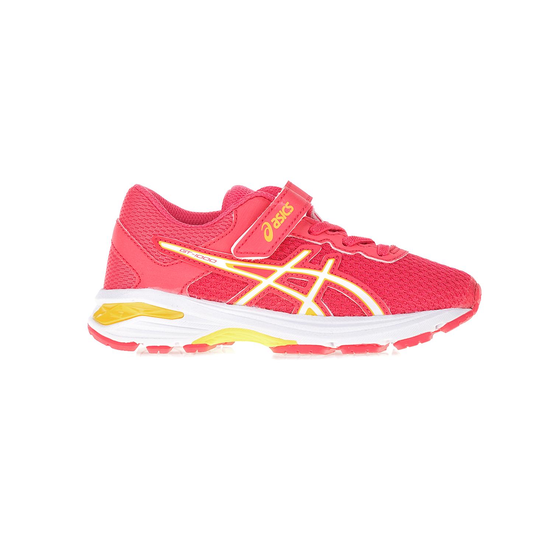 ASICS – Παιδικά αθλητικά παπούτσια ASICS GT-1000 6 PS ροζ