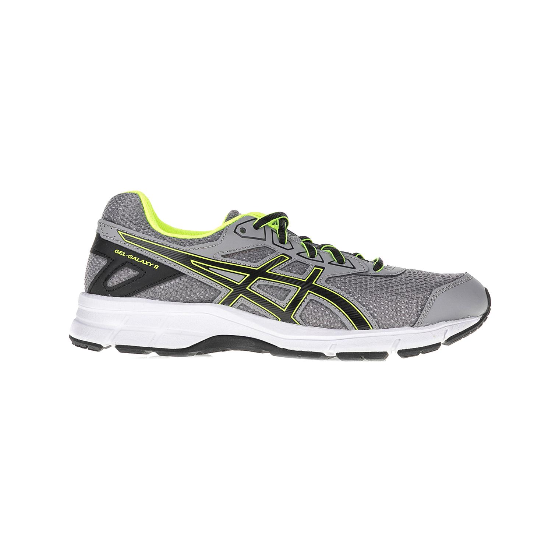 ASICS - Παιδικά αθλητικά παπούτσια ASICS GEL-GALAXY 9 GS γκρι παιδικά boys παπούτσια αθλητικά