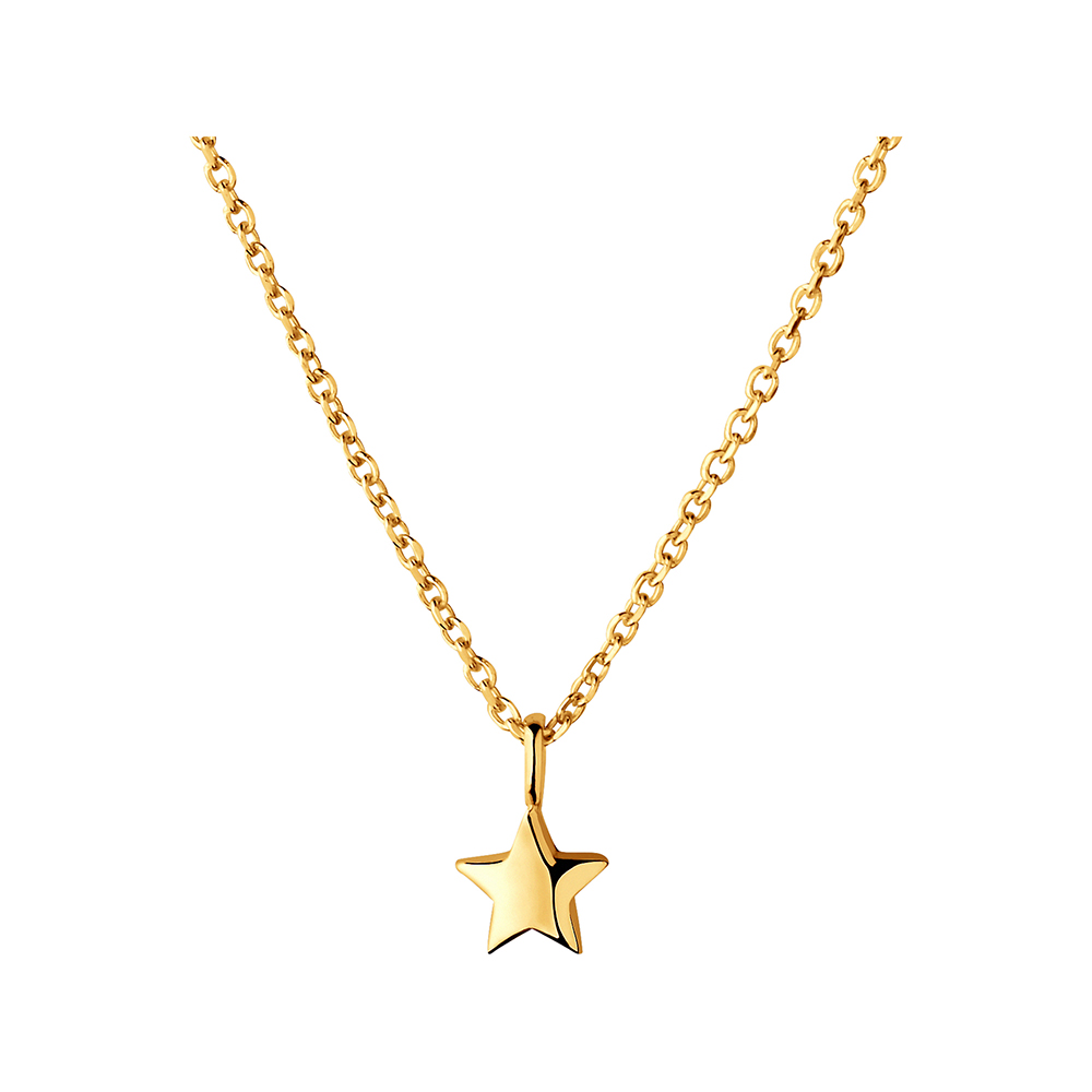 LINKS OF LONDON – Ασημένιο κολιέ Outlet Star Necklace