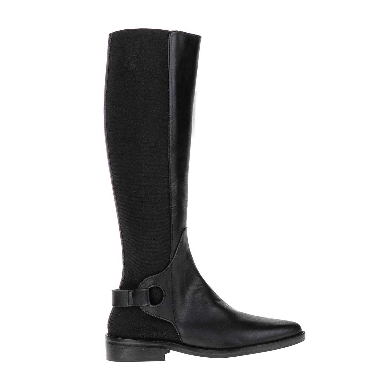 CASTANER - Γυναικείες μπότες GEA CASTANER μαύρες γυναικεία παπούτσια μπότες μποτάκια μπότες