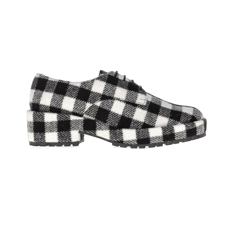 CASTANER - Γυναικεία παπούτσια BERTA CASTANER μαύρα-λευκά