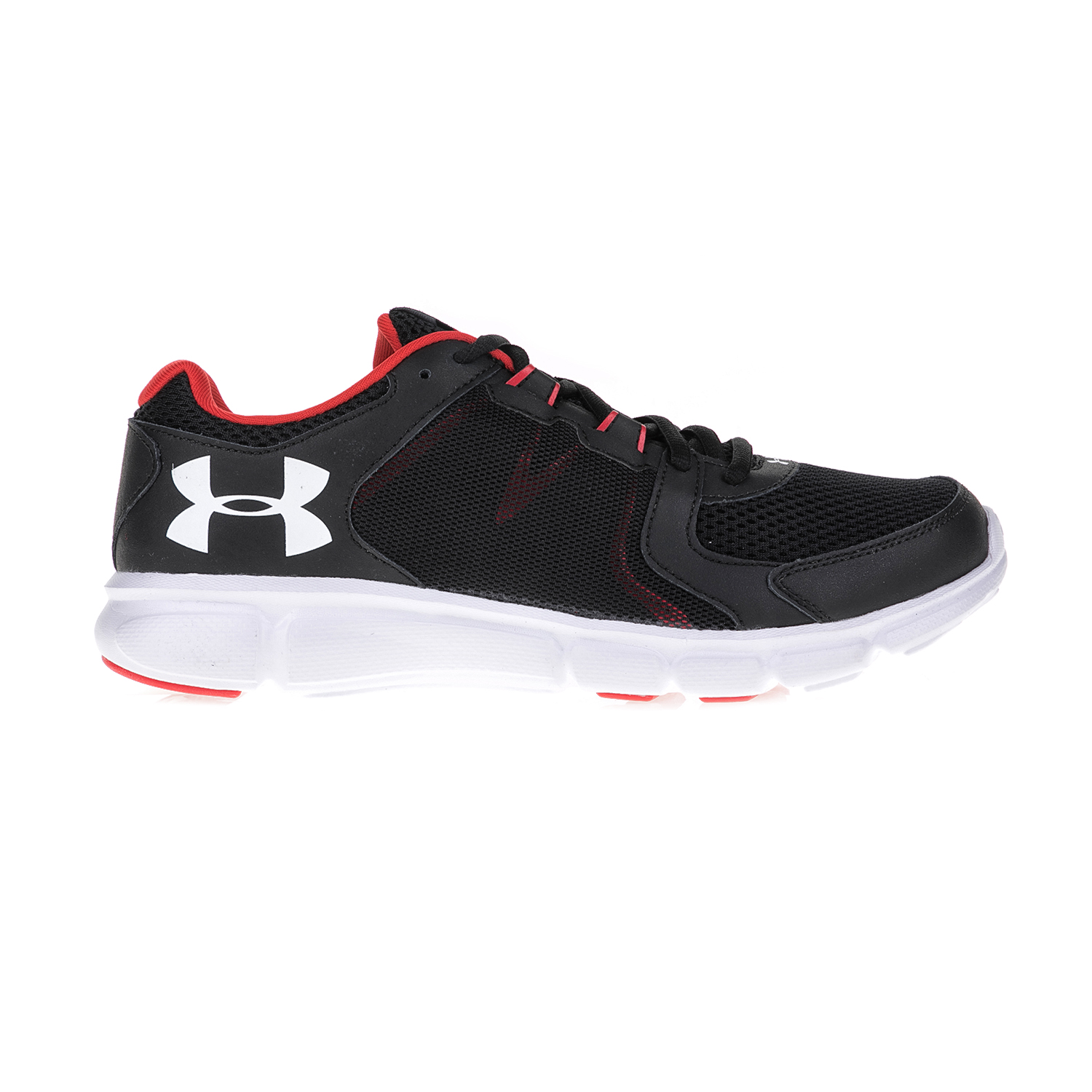 UNDER ARMOUR – Ανδρικά αθλητικά παπούτσια UNDER ARMOUR Thrill 2 μαύρα-κόκκινα