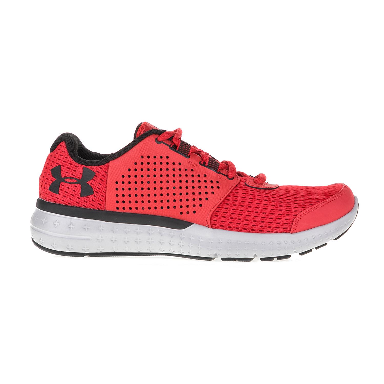 UNDER ARMOUR – Ανδρικά αθλητικά παπούτσια UNDER ARMOUR Micro G Fuel RN κόκκινα-μαύρα