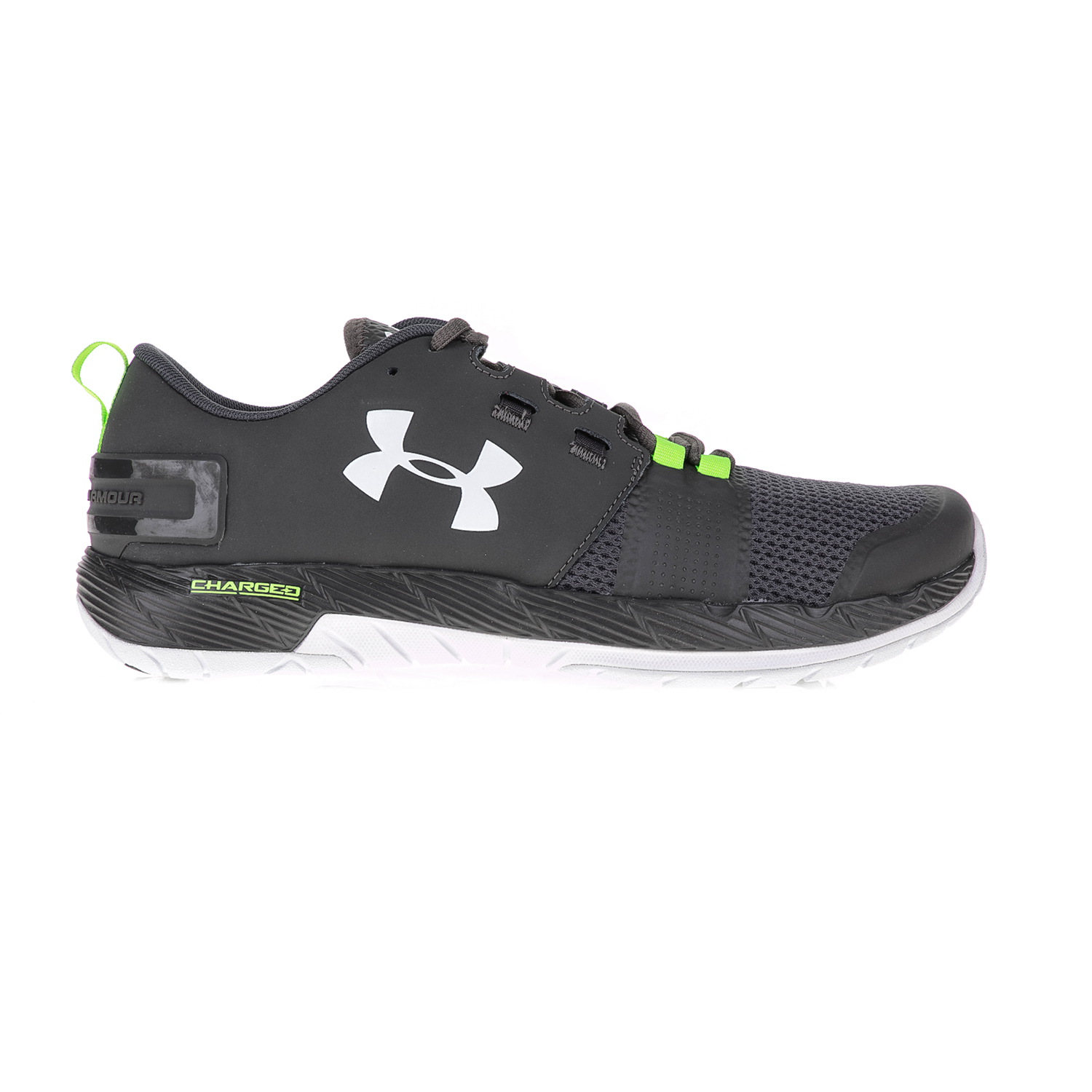 UNDER ARMOUR – Ανδρικά αθλητικά παπούτσια UNDER ARMOUR Commit TR μαύρα-πράσινα