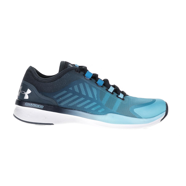 UNDER ARMOUR – Γυναικεία αθλητικά παπούτσια UNDER ARMOUR CHARGED PUSH TR SEG γκρι-μπλε
