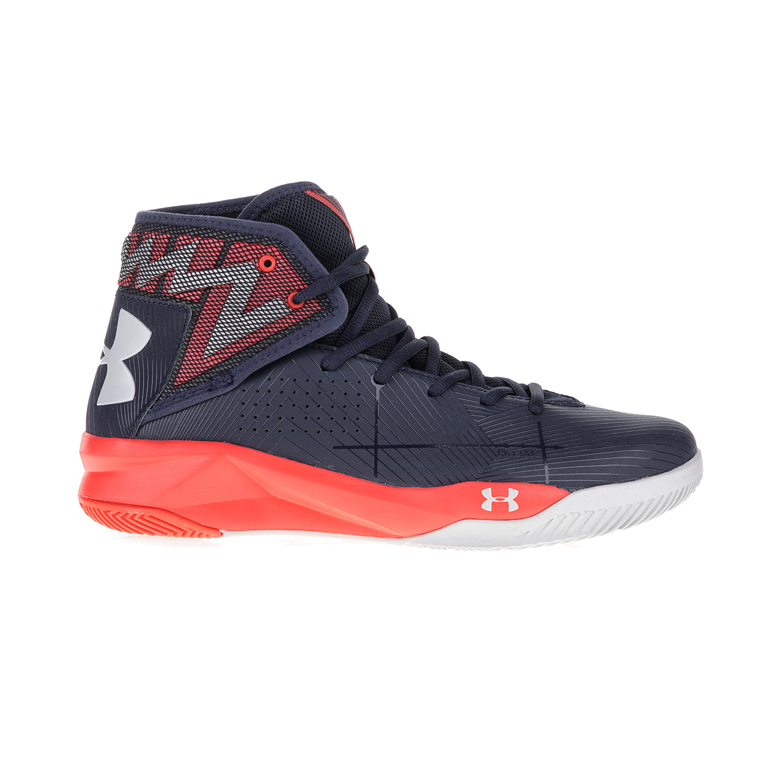 UNDER ARMOUR – Ανδρικά αθλητικά παπούτσια UNDER ARMOUR Rocket 2 μπλε-κόκκινα