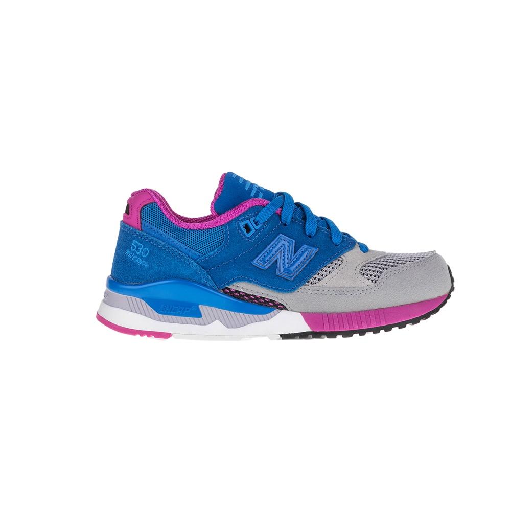 NEW BALANCE – Γυναικεία sneakers NEW BALANCE μπλε-γκρι