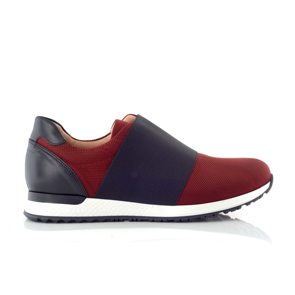 CHANIOTAKIS - Ανδρικά παπούτσια Chaniotakis κόκκινα f3e18fc5b13