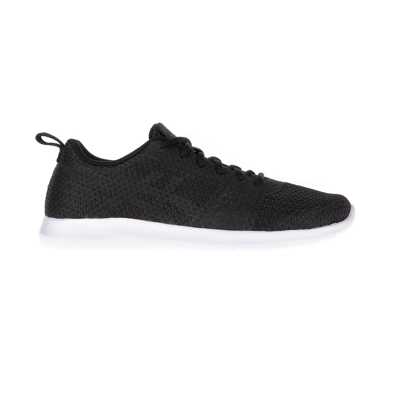 ASICS (FO) - Γυναικεία αθλητικά παπούτσια ASICS KANMEI μαύρα-λευκά γυναικεία παπούτσια αθλητικά running