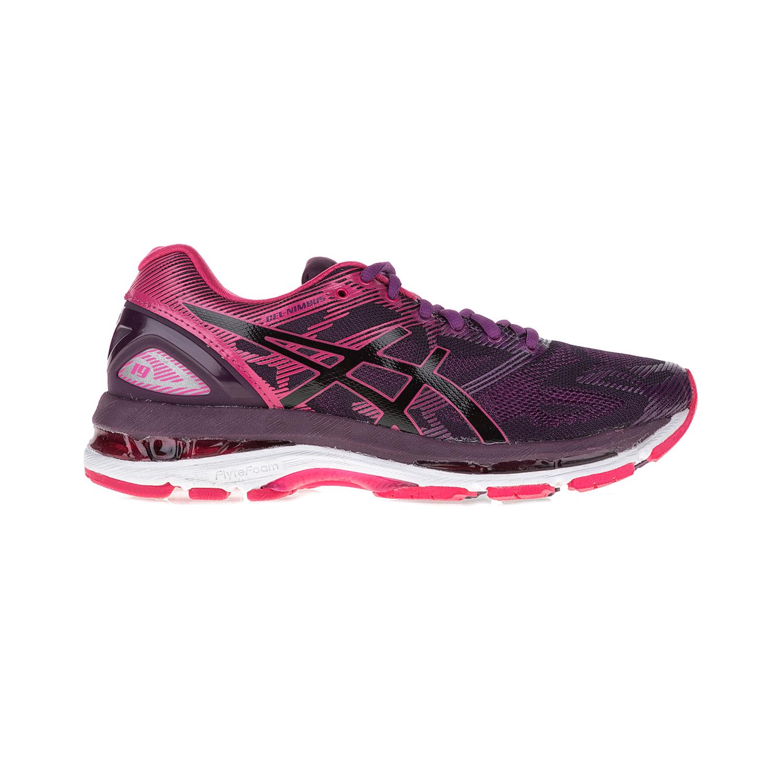 ASICS (FO) – Γυναικεία αθλητικά παπούτσια ASICS GEL-NIMBUS 19 μοβ-ροζ