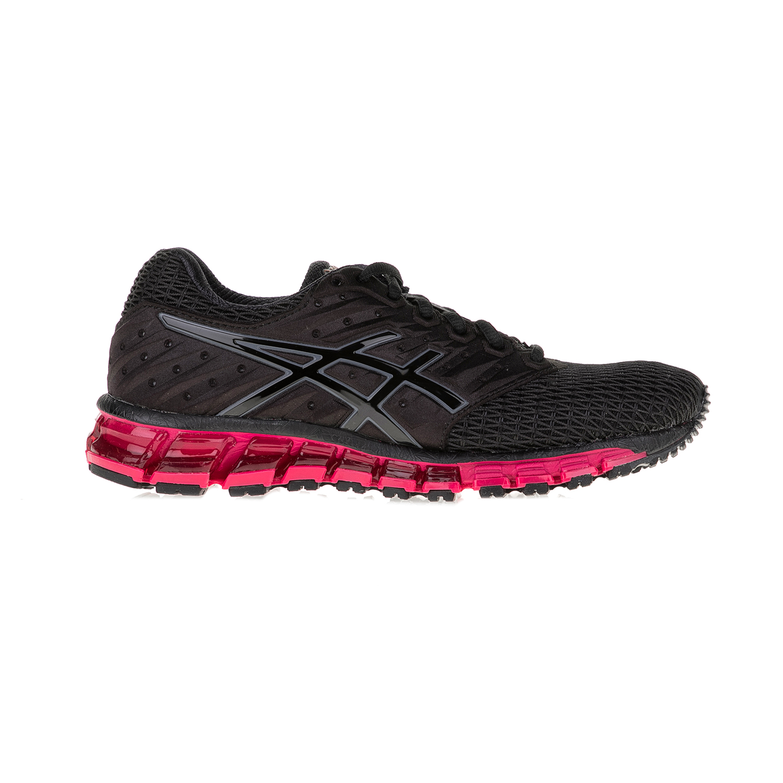 ASICS (FO) – Γυναικεία αθλητικά παπούτσια ASICS GEL-QUANTUM 180 2 μαύρα-ροζ