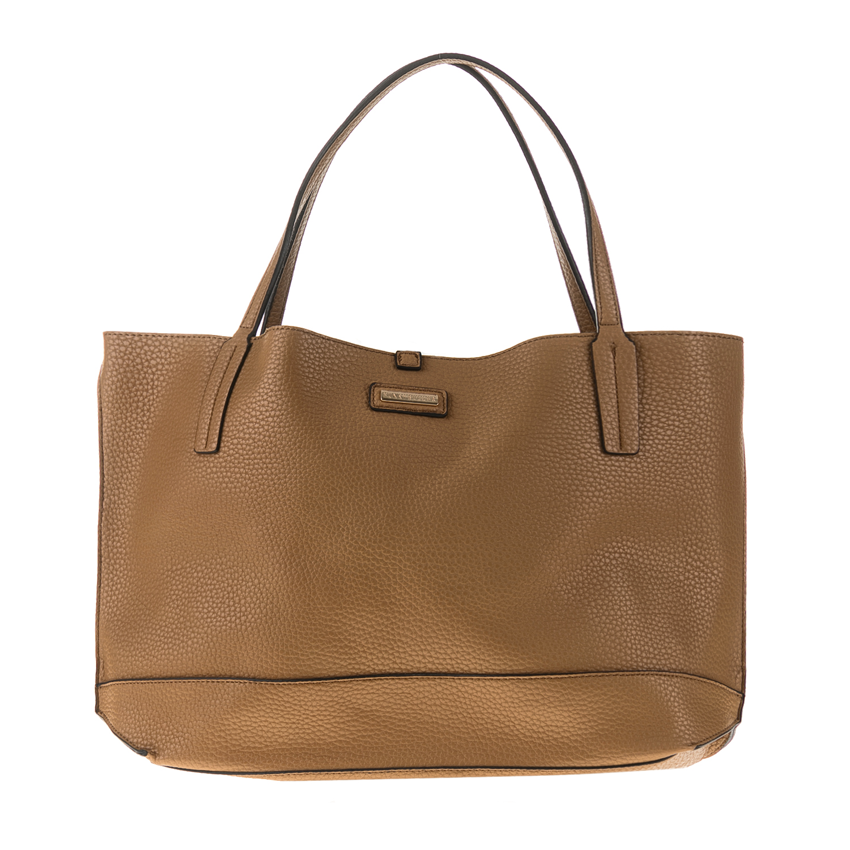 FUNKY BUDDA – Γυναικεία τσάντα ώμου FUNKY BUDDHA καφέ 1634466.0-X7X4