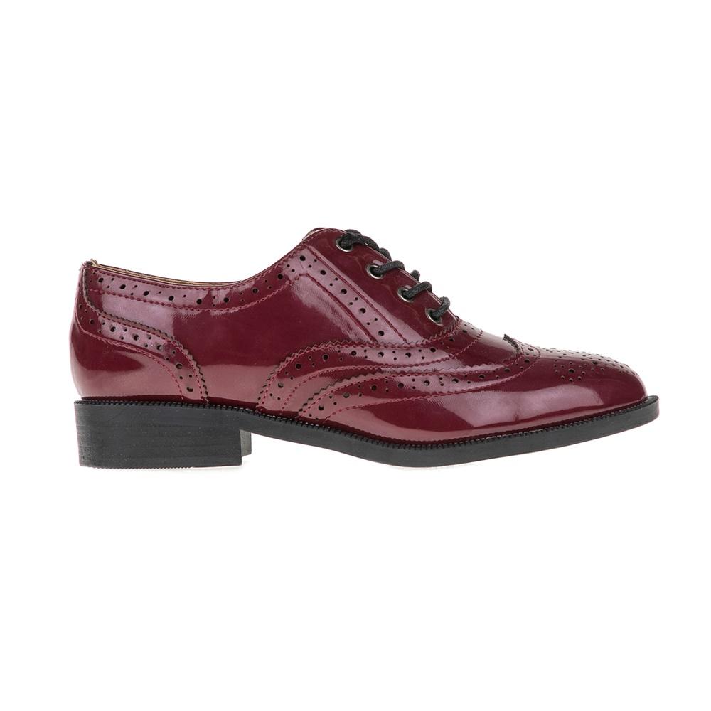FUNKY BUDDHA - Γυναικεία παπούτσια FUNKY BUDDHA κόκκινα