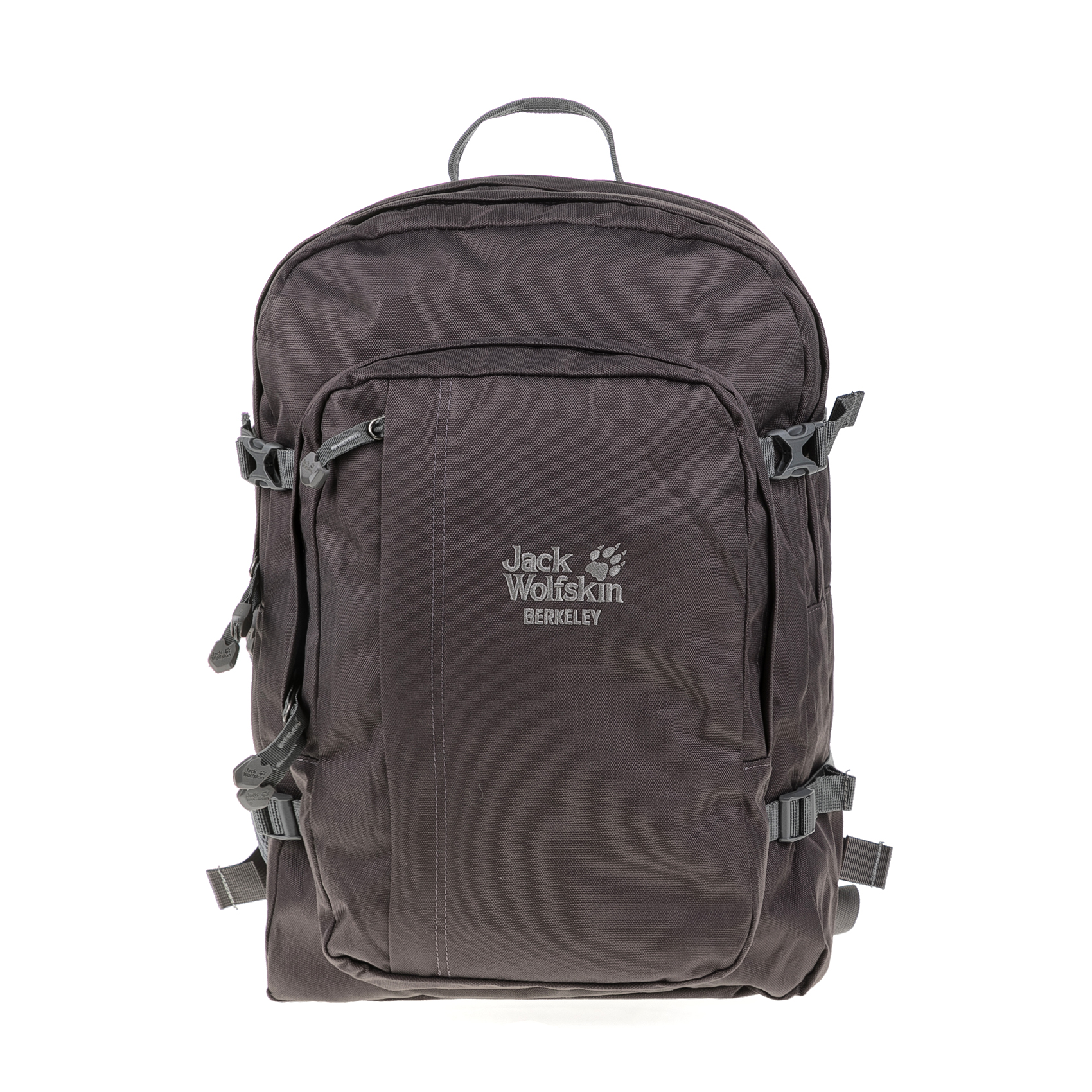 JACK WOLFSKIN – Σακίδιο πλάτης BERKELEY DAYPACK EQUIPMENT JACK WOLFSKIN γκρι 1635932.0-7M00
