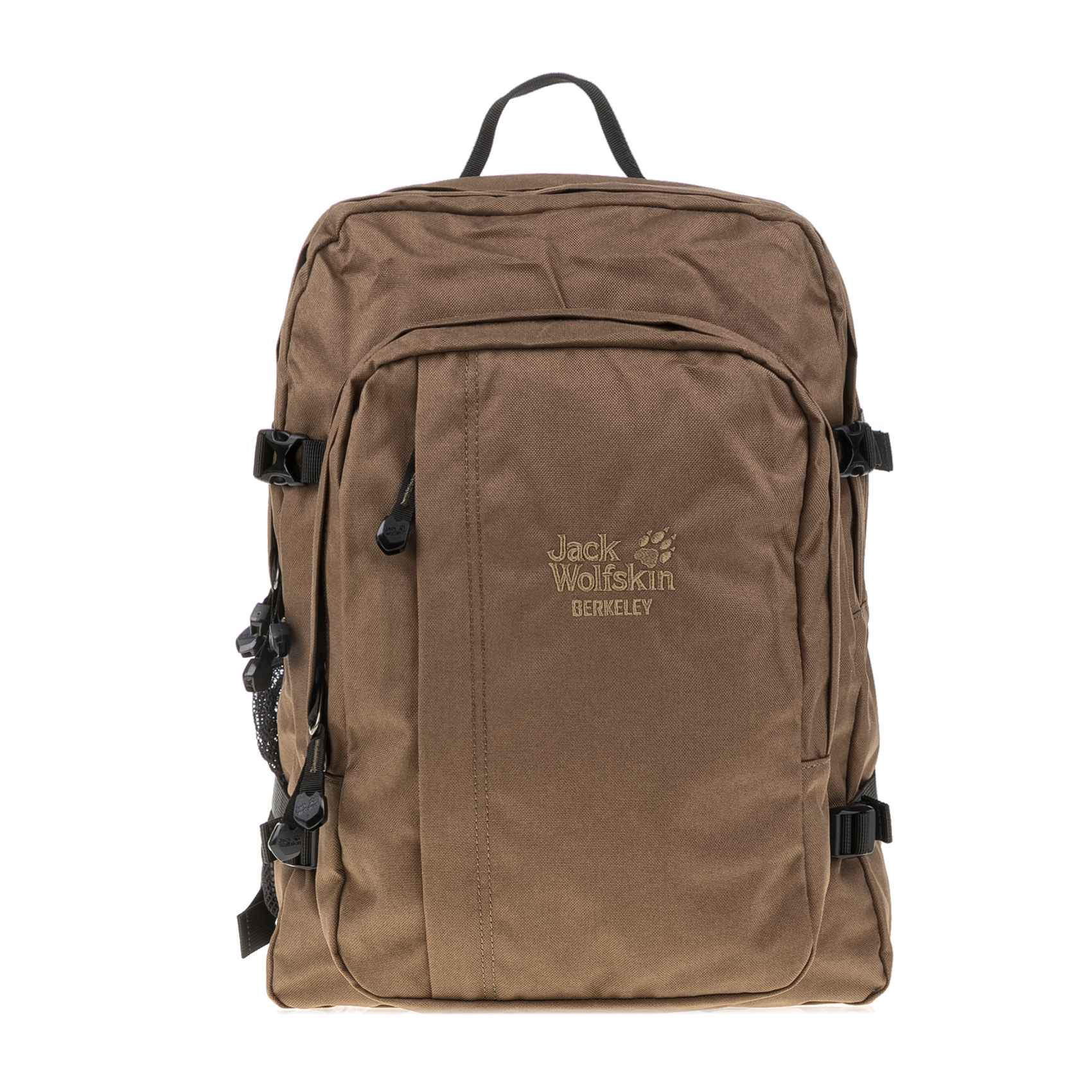 JACK WOLFSKIN – Σακίδιο πλάτης BERKELEY DAYPACK EQUIPMENT JACK WOLFSKIN καφέ 1635932.0-K100