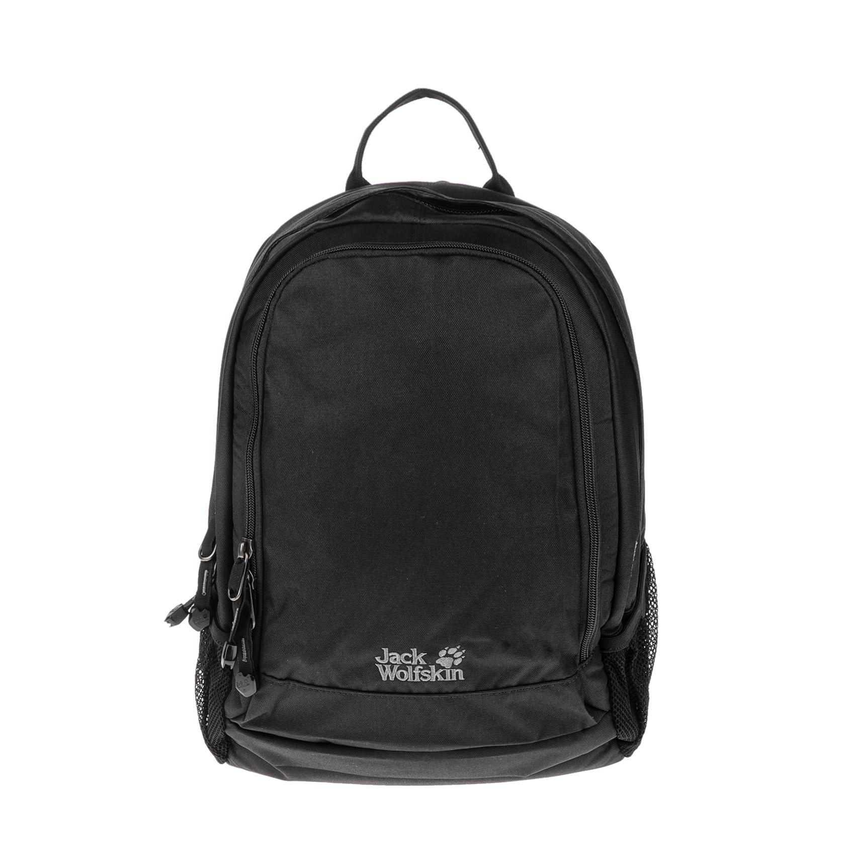 JACK WOLFSKIN – Τσάντα πλάτης PERFECT DAY DAYPACK EQUIPMENT JACK WOLFSKIN μαύρο