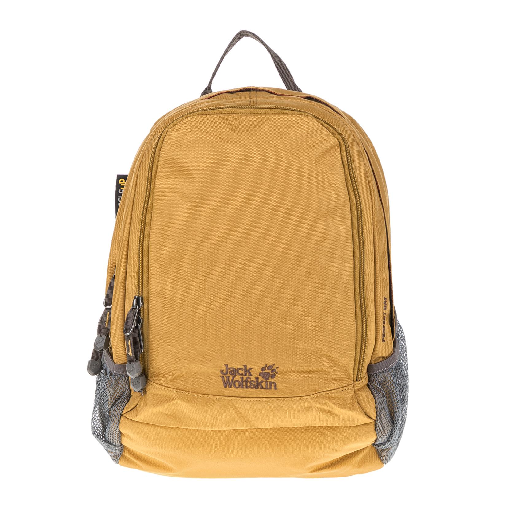 JACK WOLFSKIN – Τσάντα πλάτης PERFECT DAY DAYPACK EQUIPMENT JACK WOLFSKIN κίτρινη