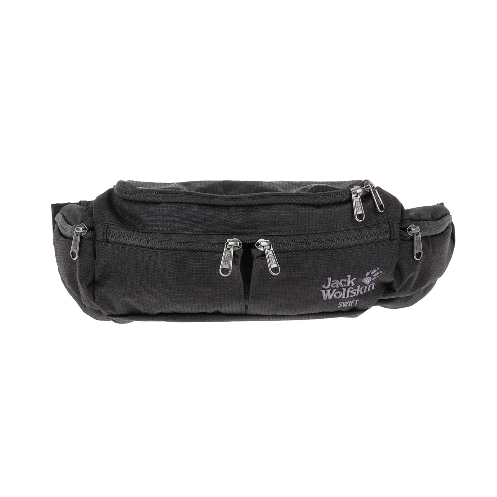 JACK WOLFSKIN – Τσαντάκι μέσης SWIFT FANNY PACK EQUIPMENT JACK WOLFSKIN μαύρο