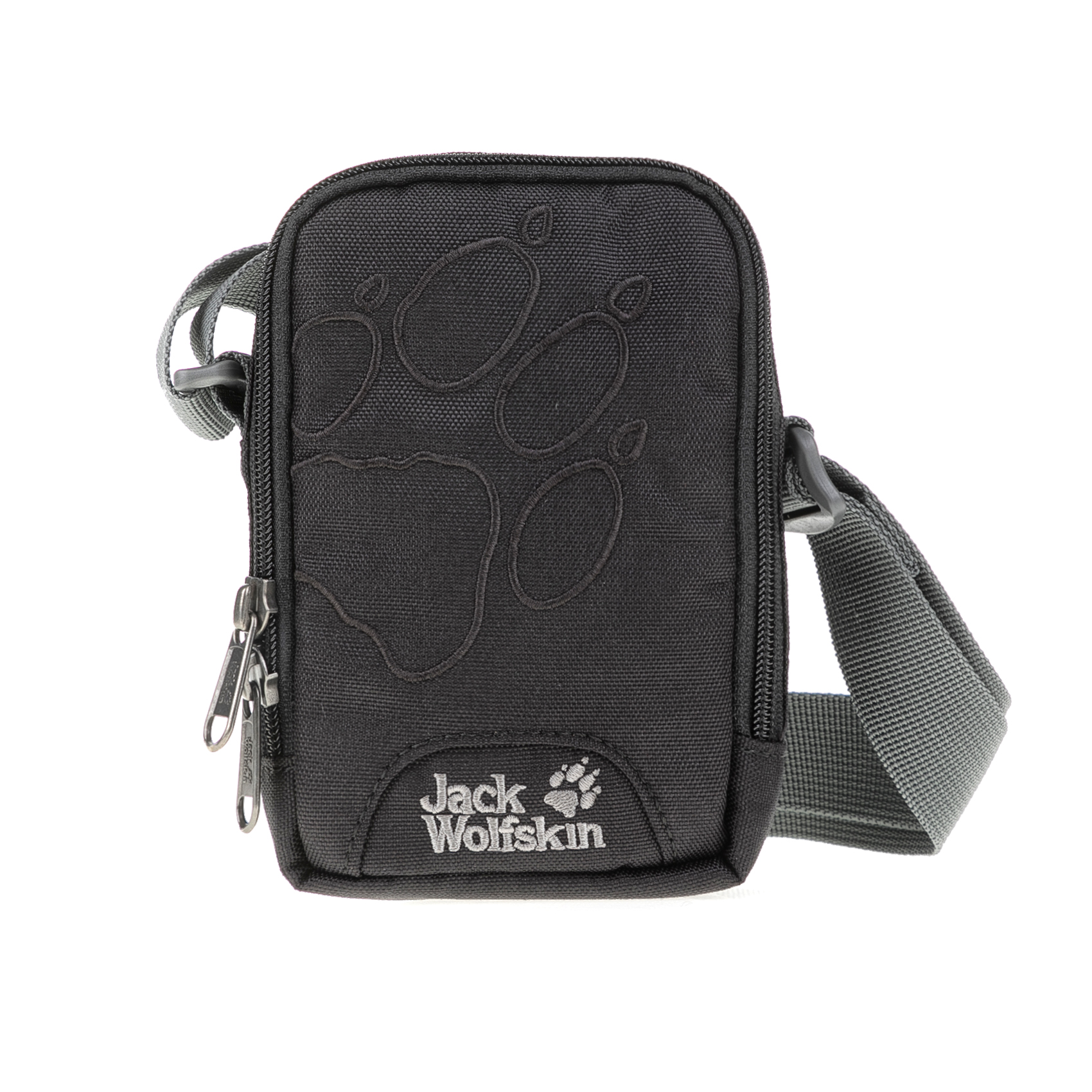 JACK WOLFSKIN – Τσαντάκι ώμου SECRETARY SHOULDER BAG EQUIPM JACK WOLFSKIN μαύρο 1635946.0-0071