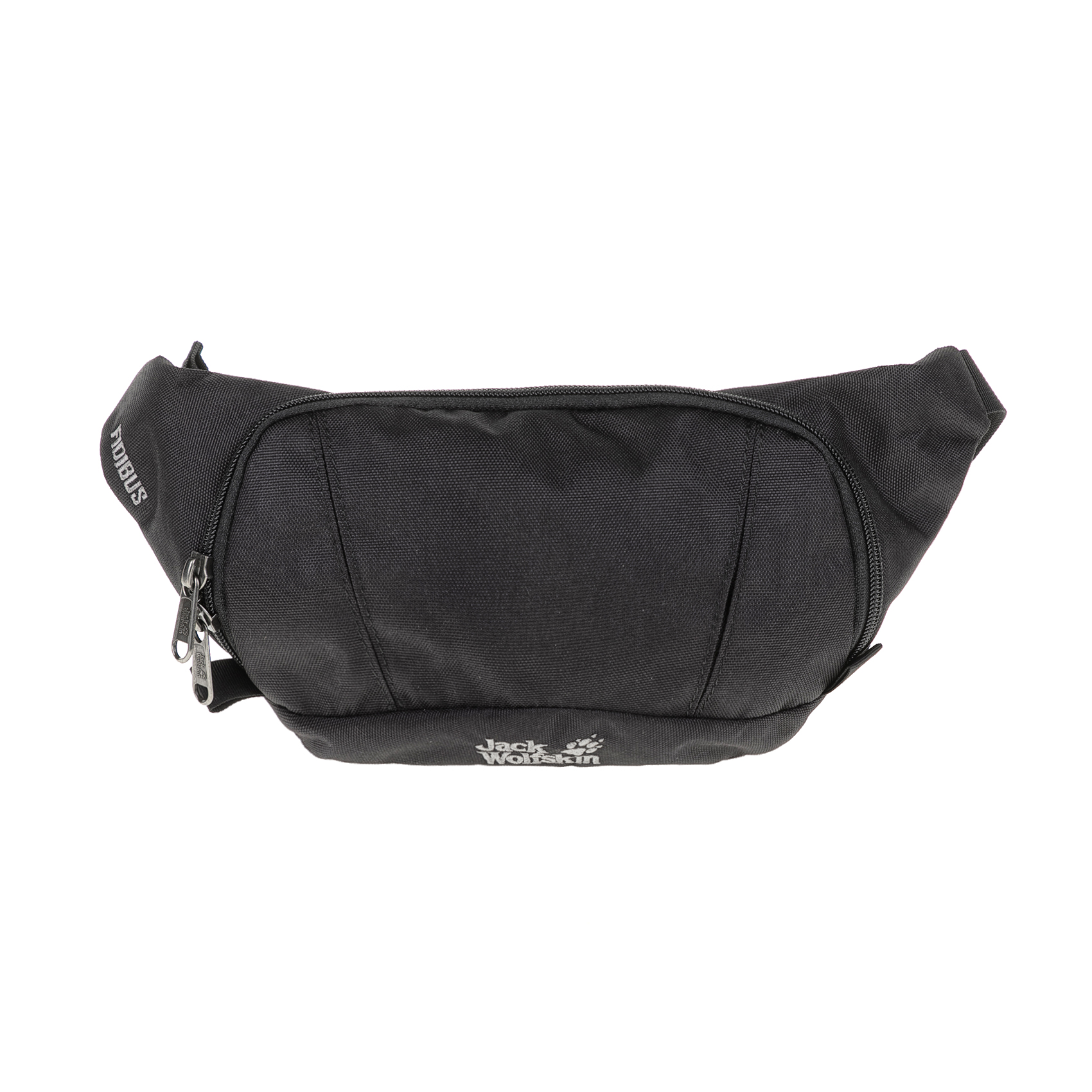 JACK WOLFSKIN – Τσαντάκι μέσης FIDIBUS FANNY PACK EQUIPMENT JACK WOLFSKIN μαύρο 1635957.0-1100