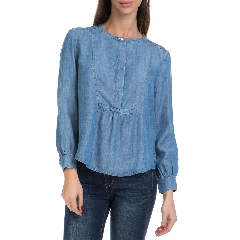 LEVI'S – Γυναικεία τζιν μπλούζα MARINA LEVI'S μπλε
