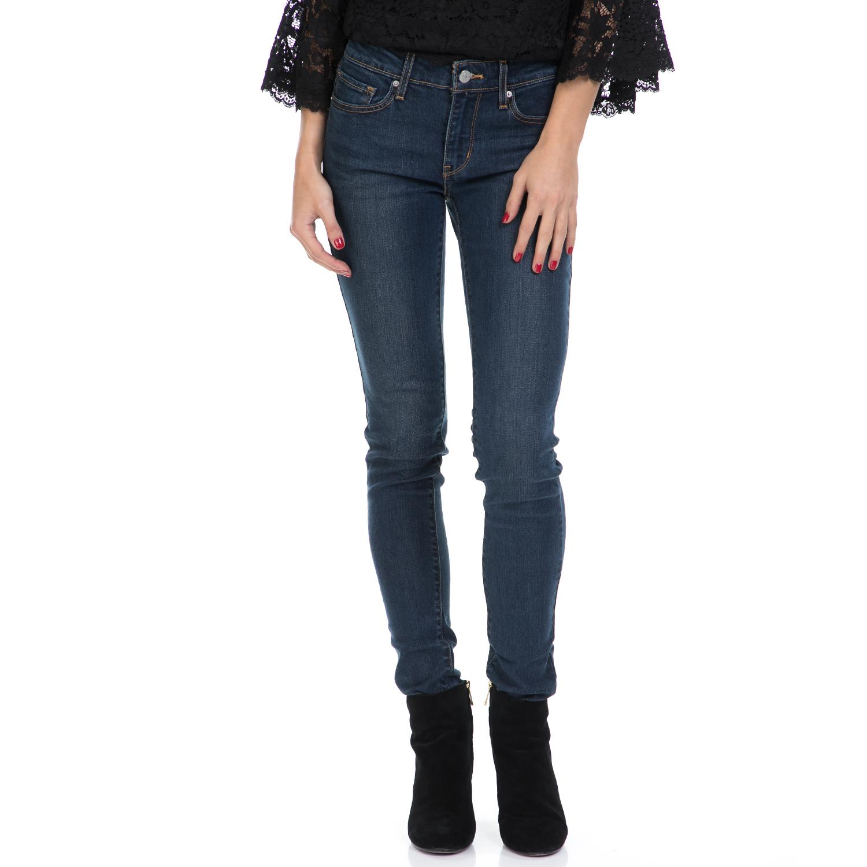 LEVI'S – Γυναικείο τζιν παντελόνι 711 SKINNY LEVI'S μπλε