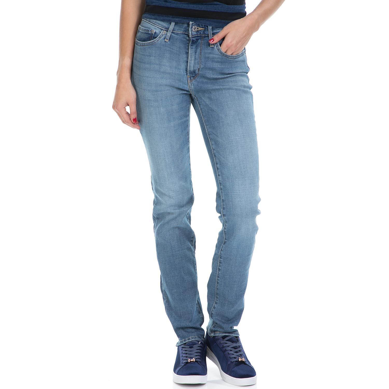 LEVI'S – Γυναικείο τζιν παντελόνι 712 SLIM LEVI'S μπλε