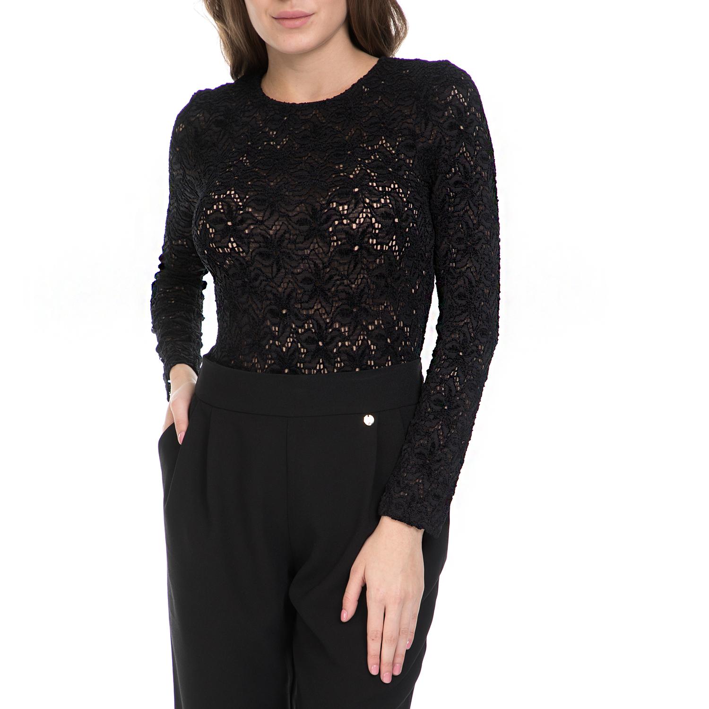 VS - Γυναικείο body VS μααύρο γυναικεία ρούχα μπλούζες τοπ