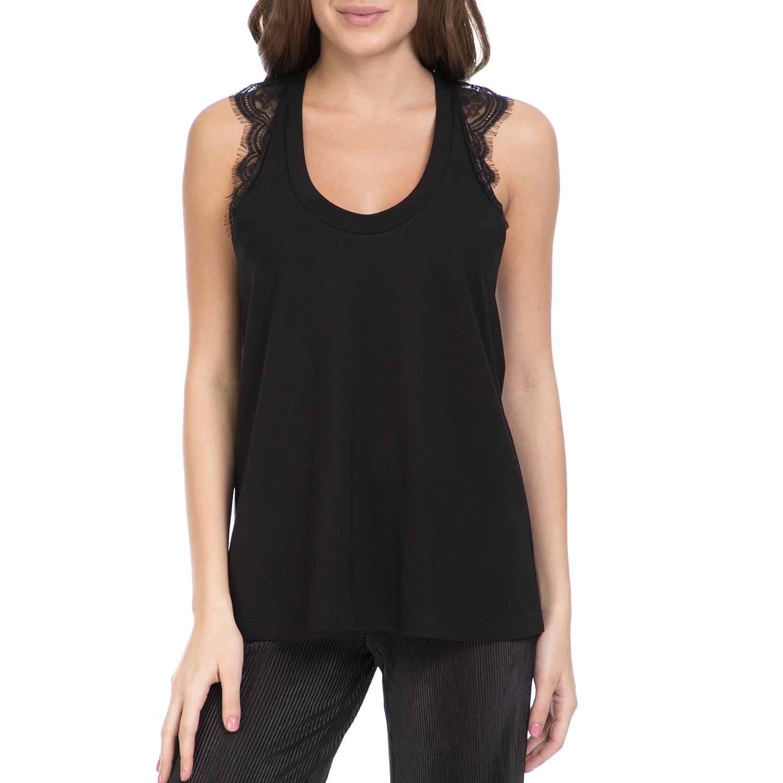 J'AIME LES GARCONS – Γυναικεία μπλούζα J'AIME LES GARCONS μαύρη