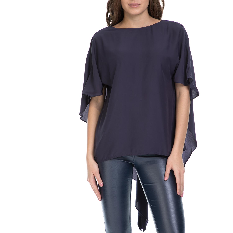 J'AIME LES GARCONS – Γυναικεία μπλούζα J'AIME LES GARCONS μπλε