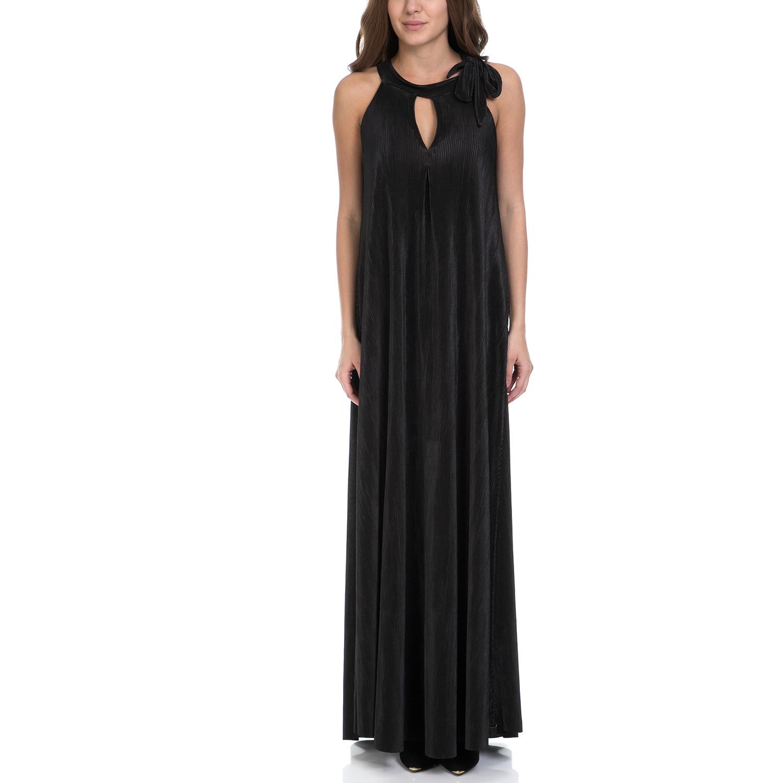 MY TIFFANY – Γυναικείο φόρεμα MY TIFANNY μαύρο