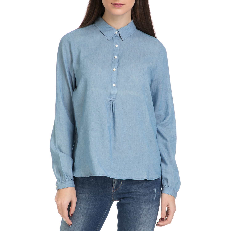 98f053518046 LEVI S – Γυναικείο πουκάμισο JANEANE SHIRT LIGHT MARISS μπλε. Factory Outlet
