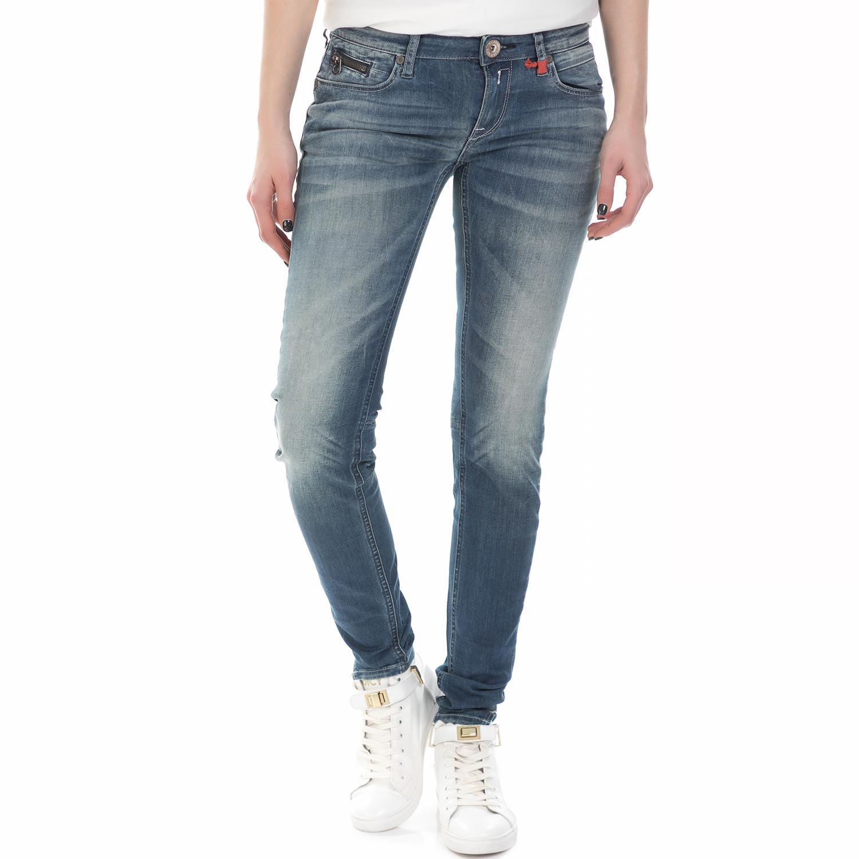REPLAY – Γυναικείο τζιν παντελόνι Replay σκούρο μπλε