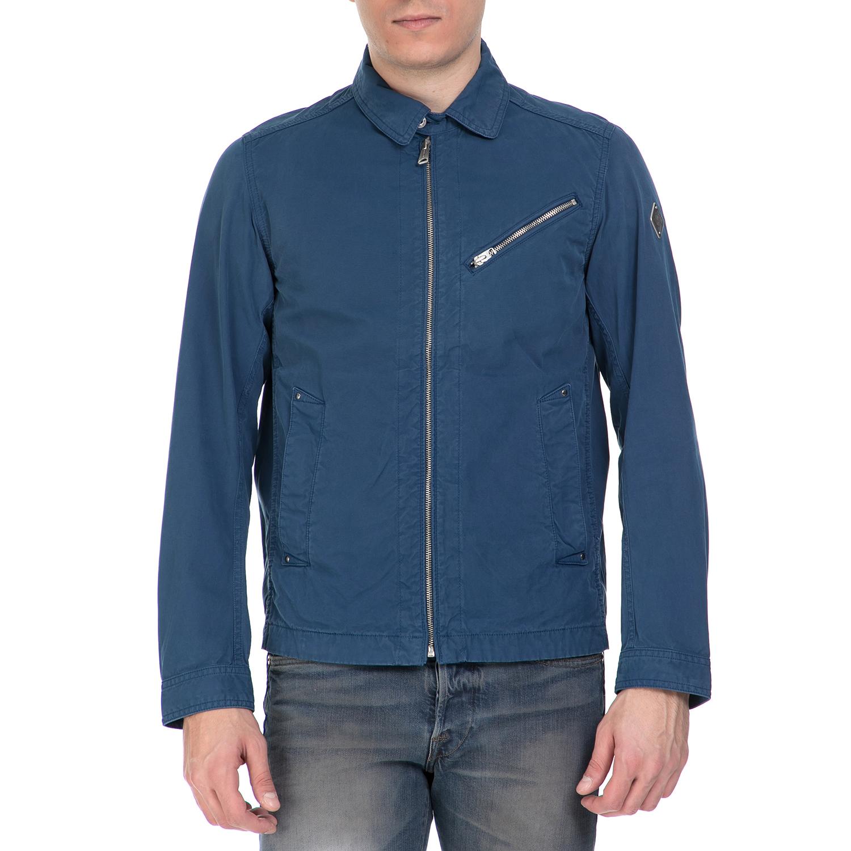 REPLAY – Ανδρικό jacket Replay μπλε