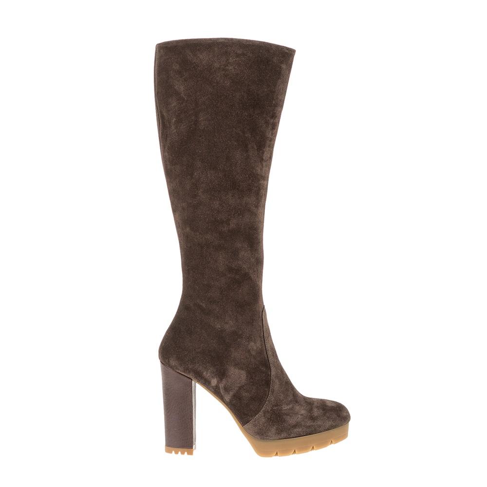 CHANIOTAKIS – Γυναικείες μπότες Chaniotakis καφέ