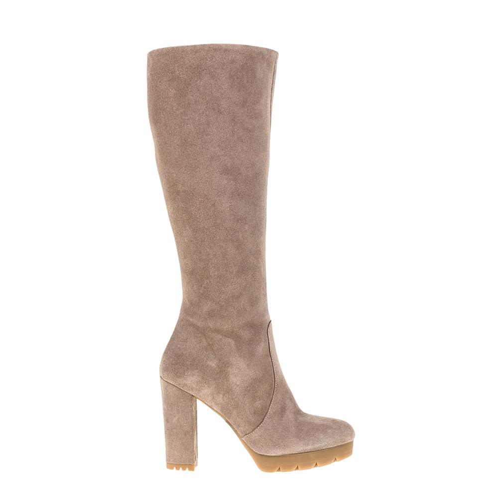 CHANIOTAKIS – Γυναικείες μπότες Chaniotakis μπεζ