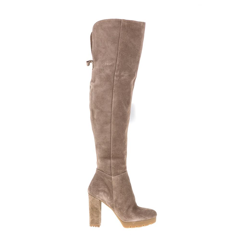 CHANIOTAKIS - Γυναικείες μπότες Chaniotakis μπεζ