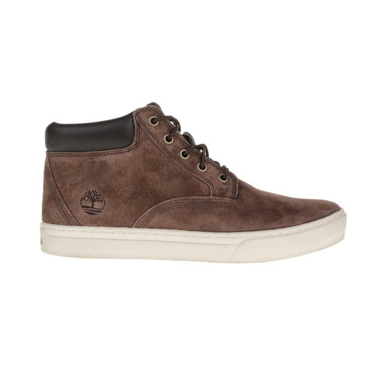 TIMBERLAND - Ανδρικά μποτάκια TIMBERLAND DAUSET CHUKKA καφέ ανδρικά παπούτσια μπότες μποτάκια μποτάκια