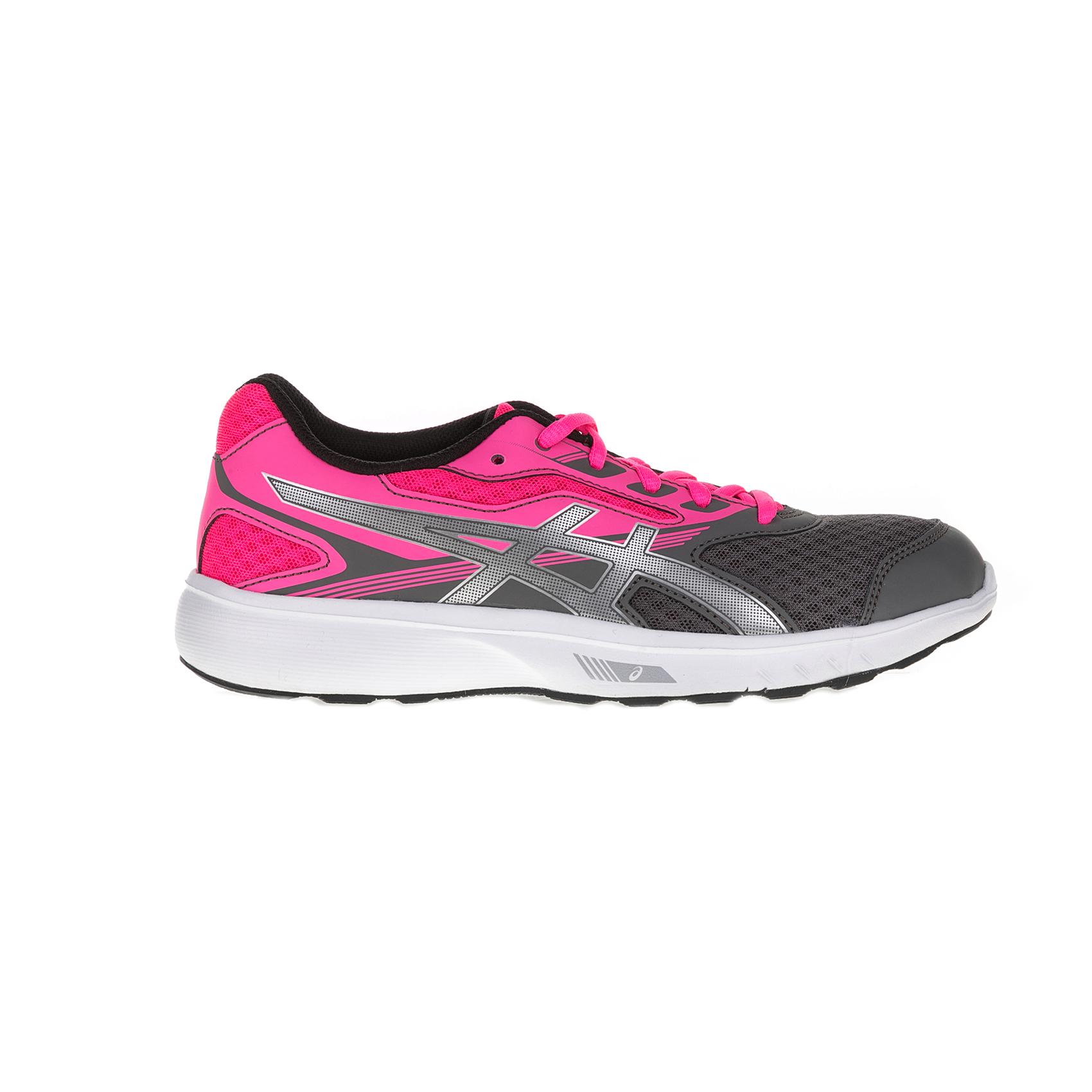 ASICS – Παιδικά αθλητικά παπούτσια ASICS STORMER GS γκρι-ροζ