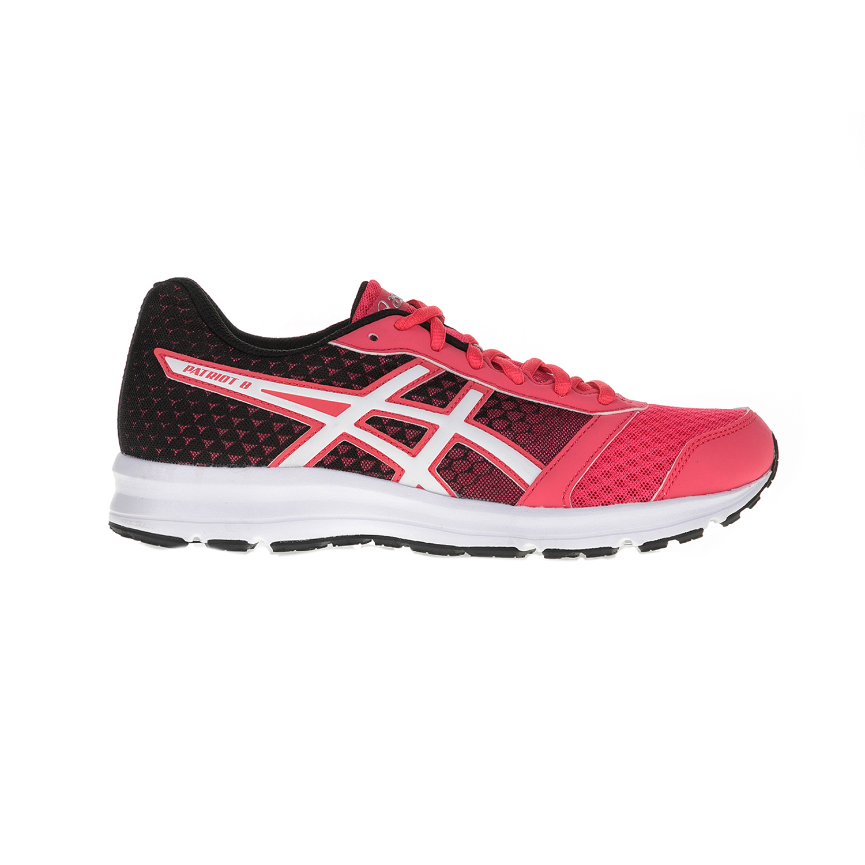 ASICS – Γυναικεία αθλητικά παπούτσια ASICS PATRIOT 8 κόκκινα-μαύρα