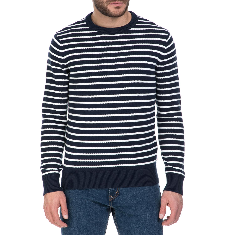 LEVI'S – Ανδρική μακρυμάνικη μπλούζα Levi's ριγέ