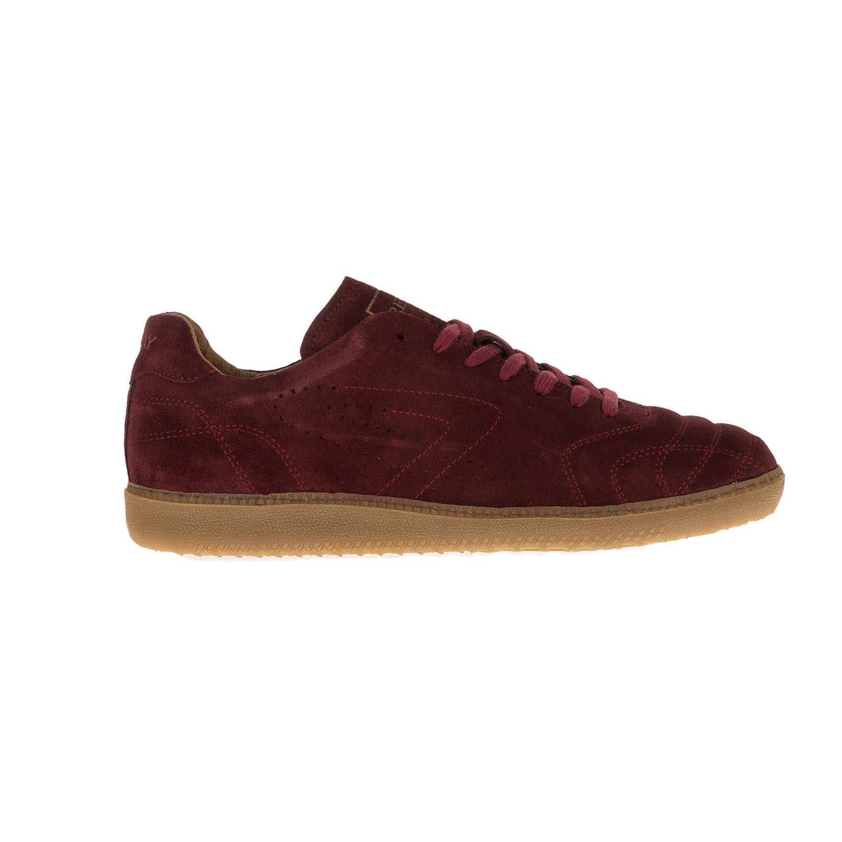 REPLAY - Ανδρικά sneakers REPLAY μπορντό ανδρικά παπούτσια sneakers