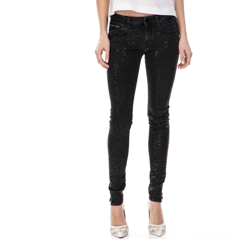 REPLAY – Γυναικείο παντελόνι Replay μαύρο