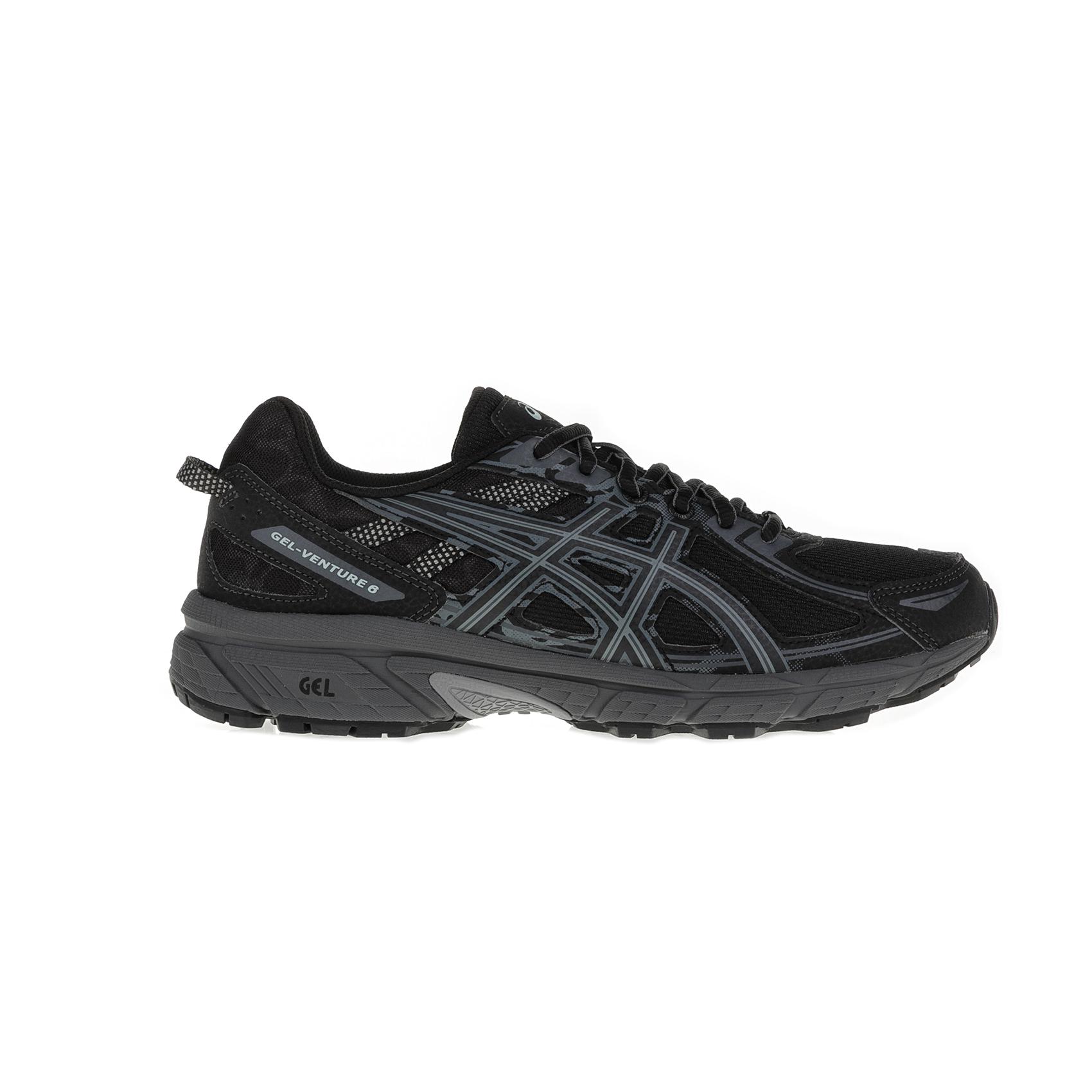 ASICS - Ανδρικά αθλητικά παπούτσια ASICS GEL-VENTURE 6 GS μαύρα ανδρικά παπούτσια αθλητικά running