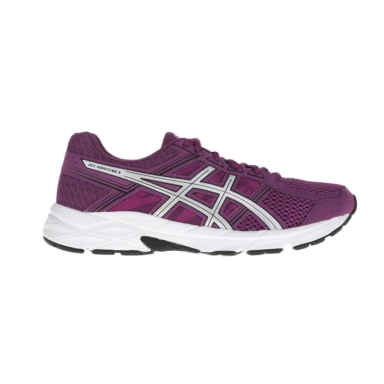 ASICS – Γυναικεία αθλητικά παπούτσια ASICS GEL-CONTEND 4 μοβ-λευκό