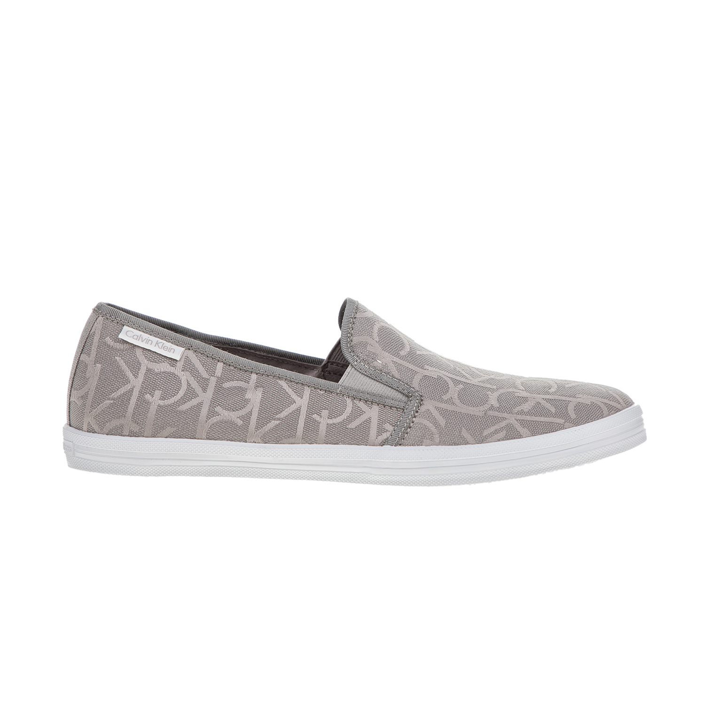 CALVIN KLEIN JEANS – Ανδρικά παπούτσια CALVIN KLEIN JEANS ORESTE γκρι