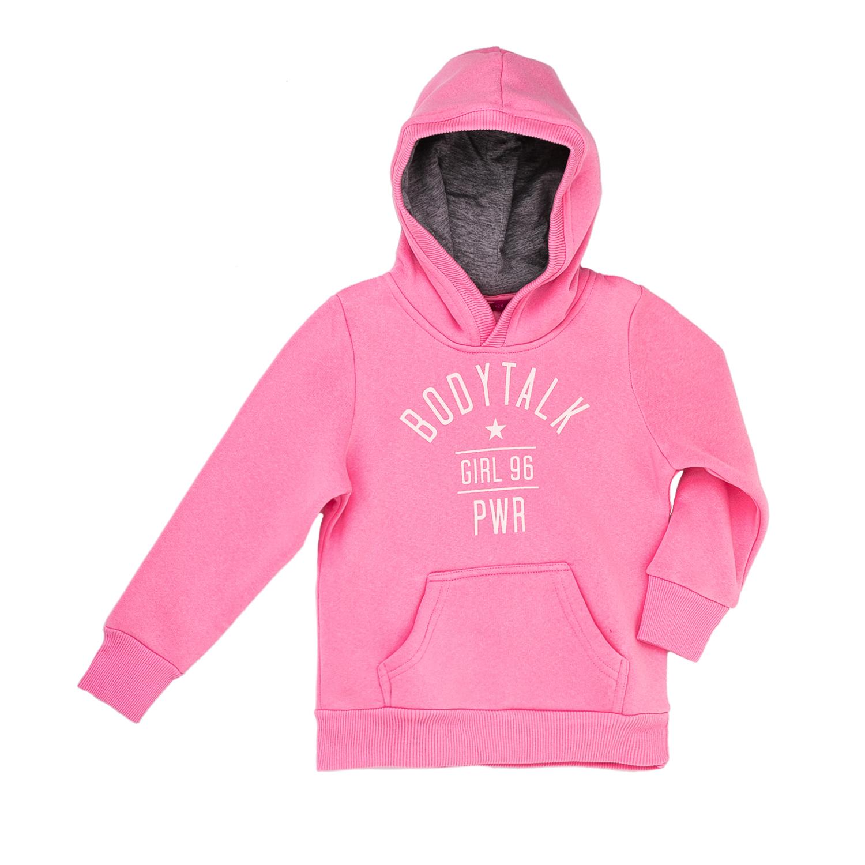 BODYTALK – Παιδική φούτερ μπλούζα Bodytalk ροζ